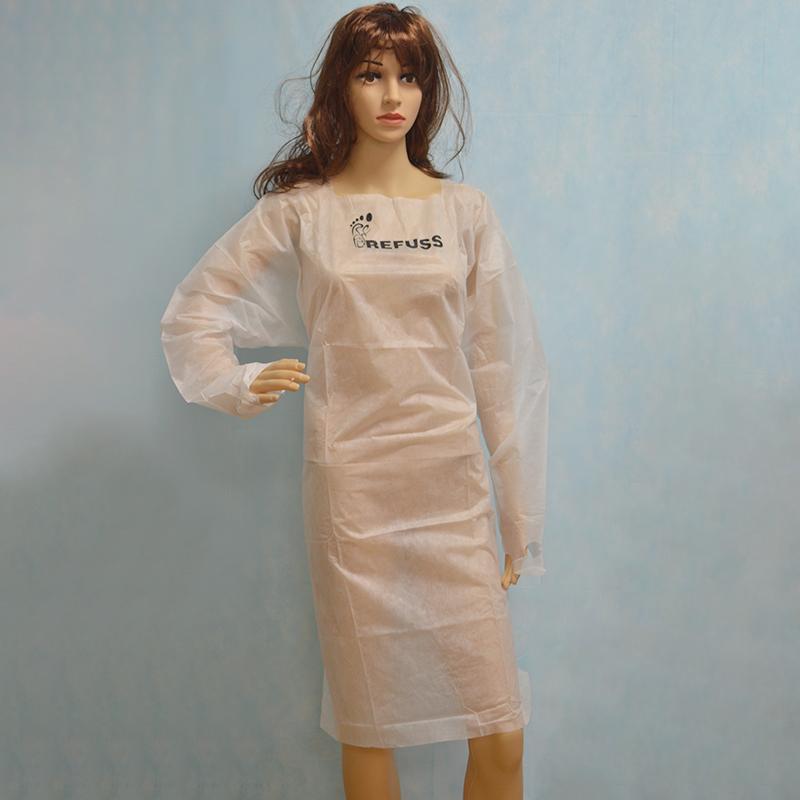 白大褂圍裙