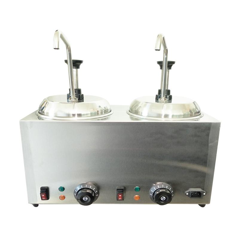 电热双头奶酪牛油巧克力分配器