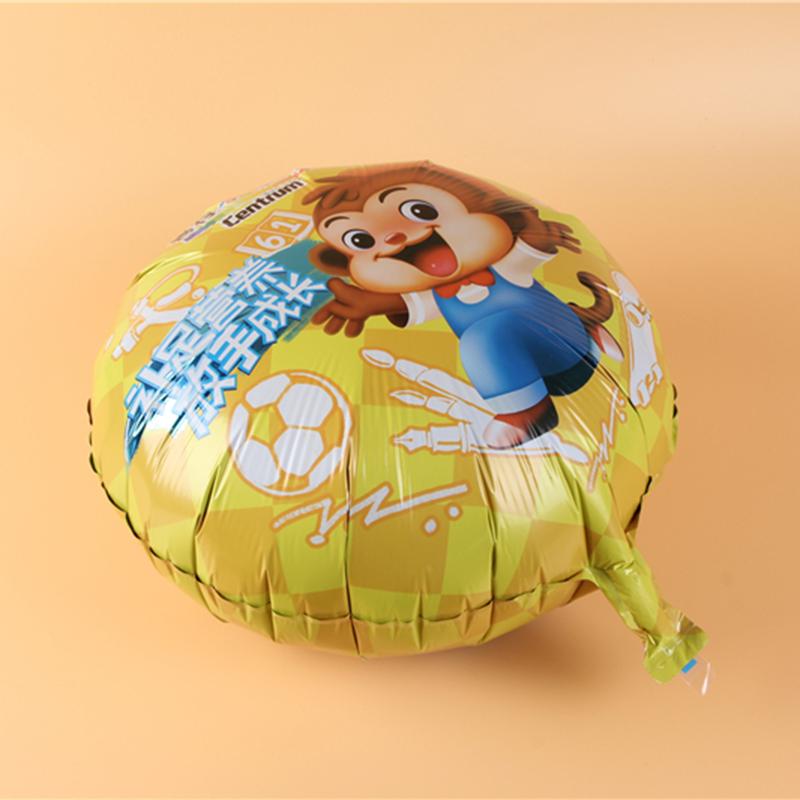 飘空铝膜气球订做_飘红商贸_卡通图案_派对装饰_字母_创意