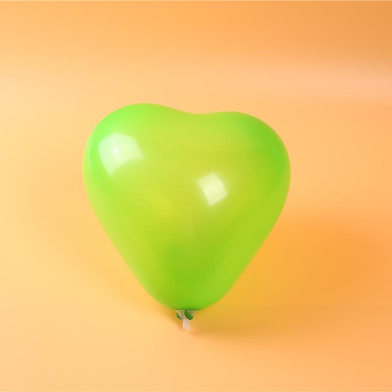 店面装饰橡胶气球供应商_飘红商贸_简约_告白_店面装饰_10寸