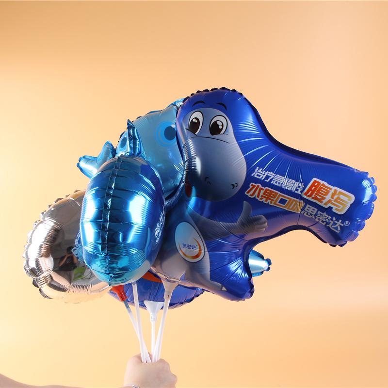 會場布置_店面裝飾鋁膜氣球直銷_飄紅商貿