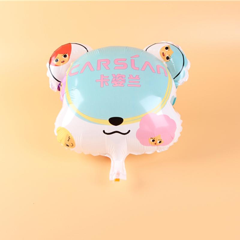 兒童生日鋁膜氣球供應商_飄紅商貿_玩具卡通_飄空_會場布置_新年