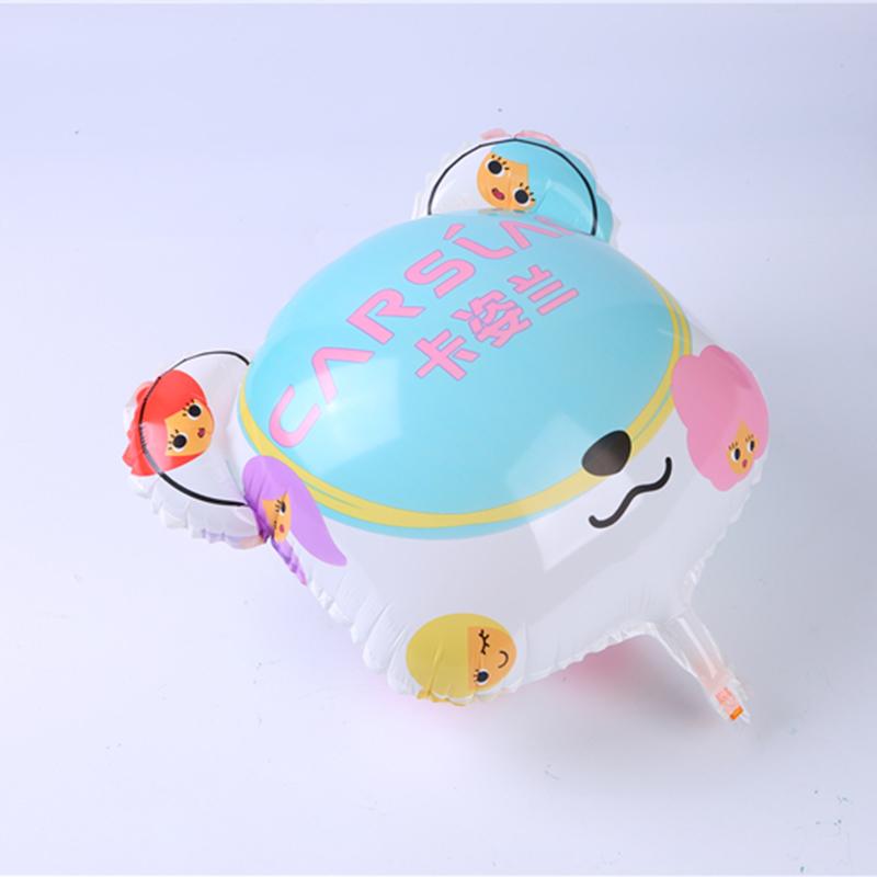 玩具卡通鋁膜氣球價格_飄紅商貿_單色_氦氣_生日_18寸_16寸