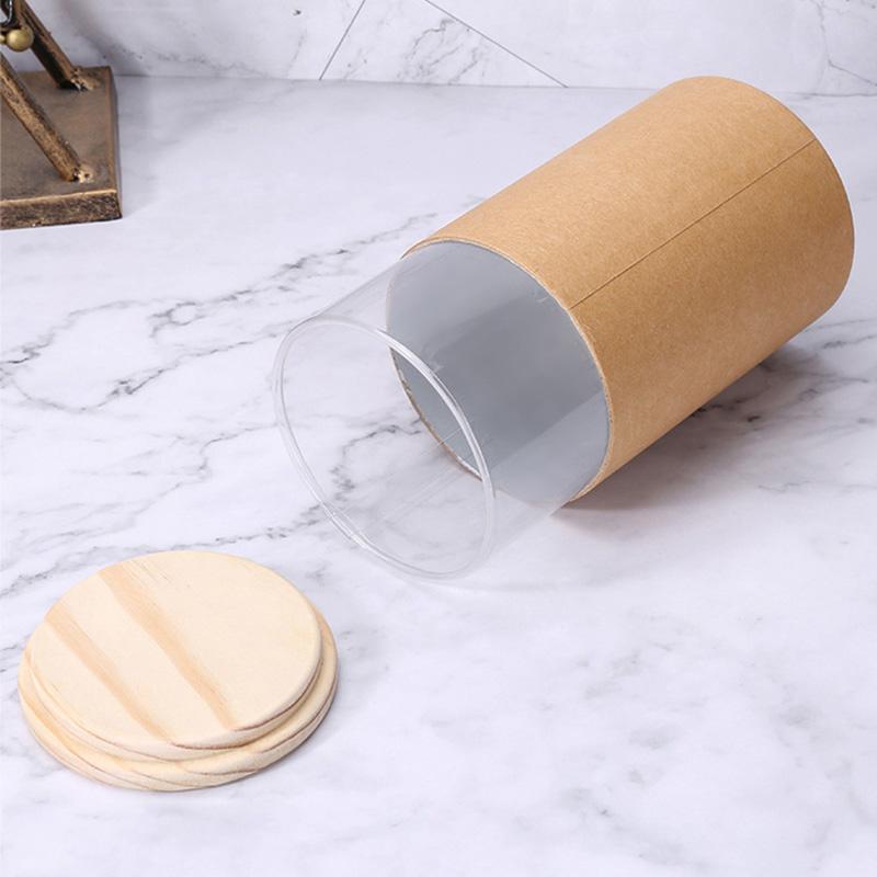 毛巾透明纸罐圆筒种类_胜翔_吸塑盒_个性_专业_彩印_环保_网球