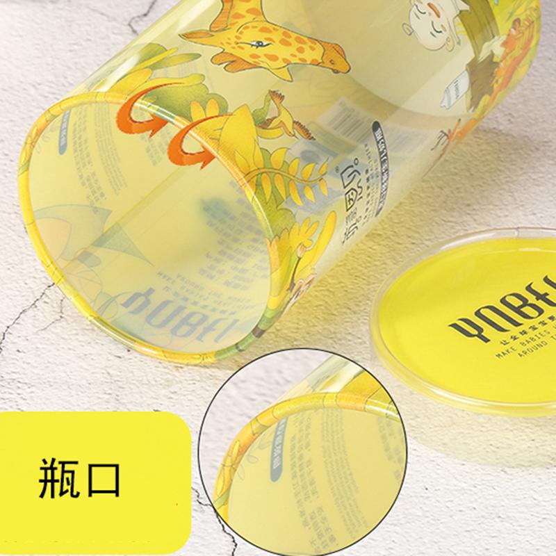 毛巾_粉扑PVC塑料圆筒订制_胜翔