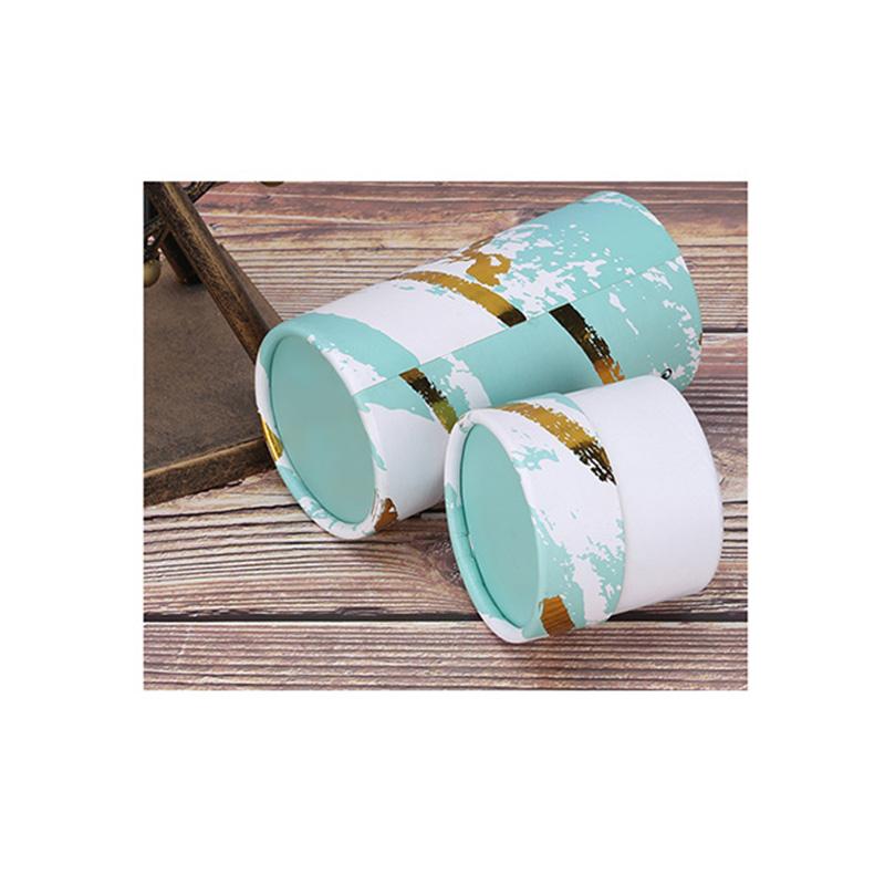 印刷紙質圓筒罐如何定制_勝翔_月餅盒_化妝品_生活用具_環保