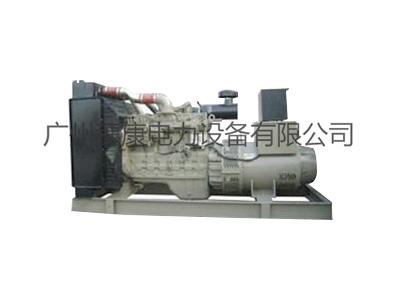 东风康明斯发电机组200KW
