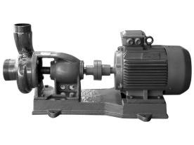 KFN不銹鋼耐腐蝕泥漿泵