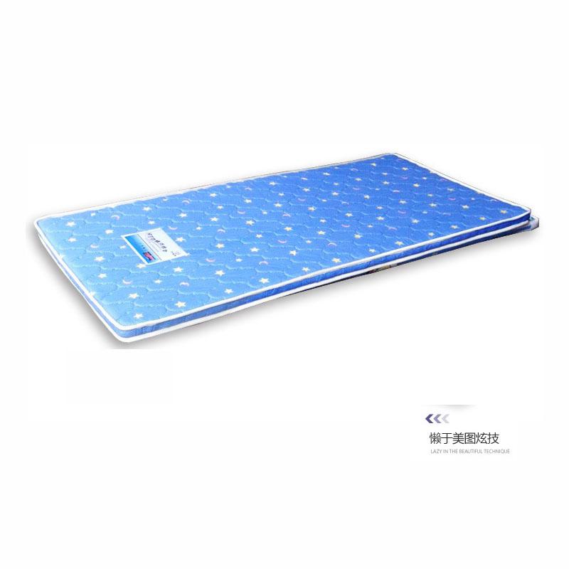 3D_环保海绵床垫厂家供应_缘梦家具