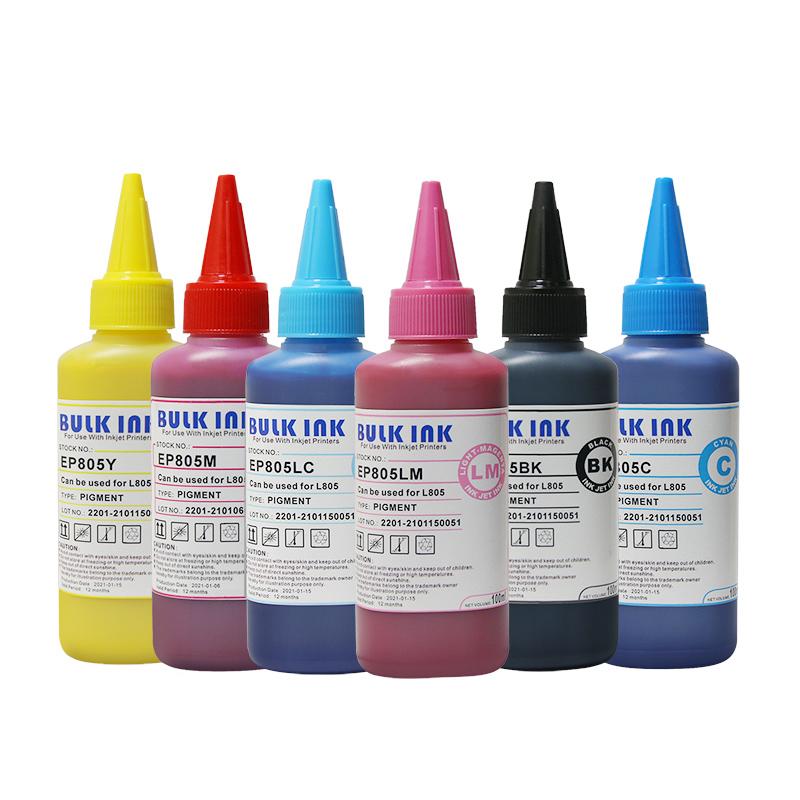 百度西EP805颜料墨水