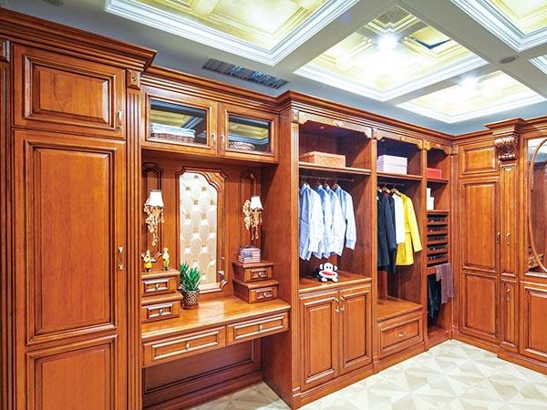 实木衣柜SL-2007