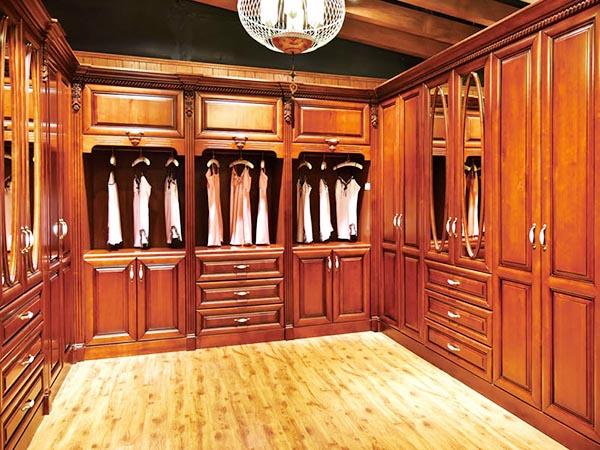 实木衣柜SL-2009