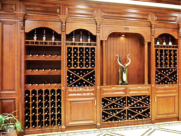 实木酒柜SL-3008