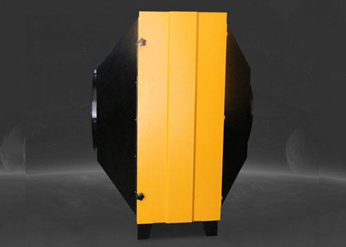 等离子_冲天炉除尘器尺寸参数_皓蓝环保设备