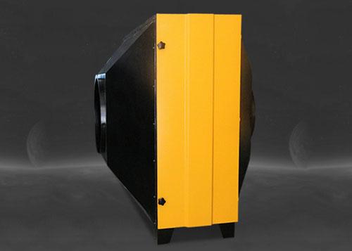 簡易除塵器尺寸參數_皓藍環保設備_環保_干霧_電子噴漆_小型