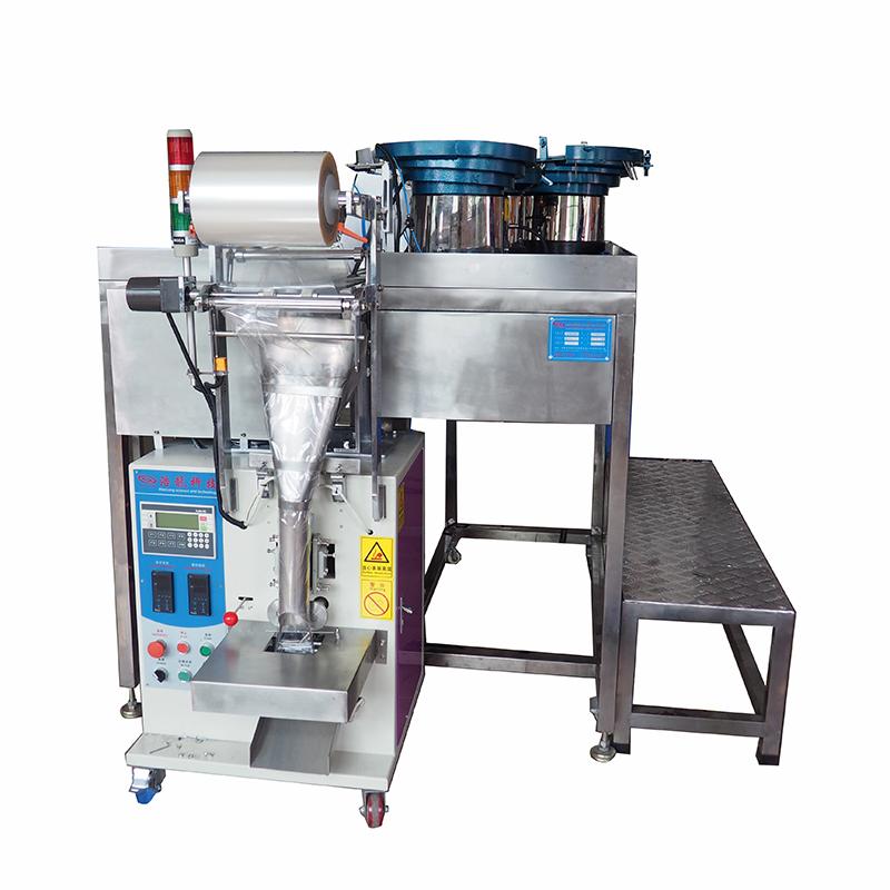 单款单包螺丝包装机系统_浩龙科技_多用途_立式_制造_机械