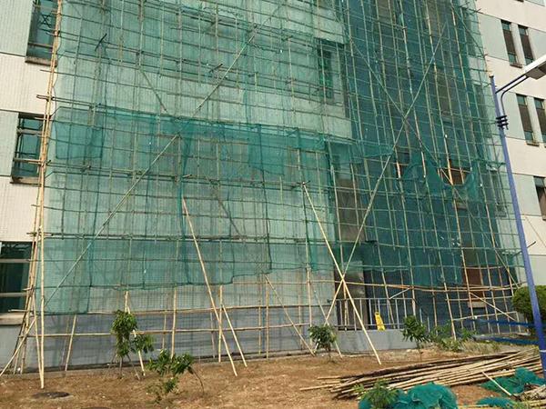 外墙排山架施工