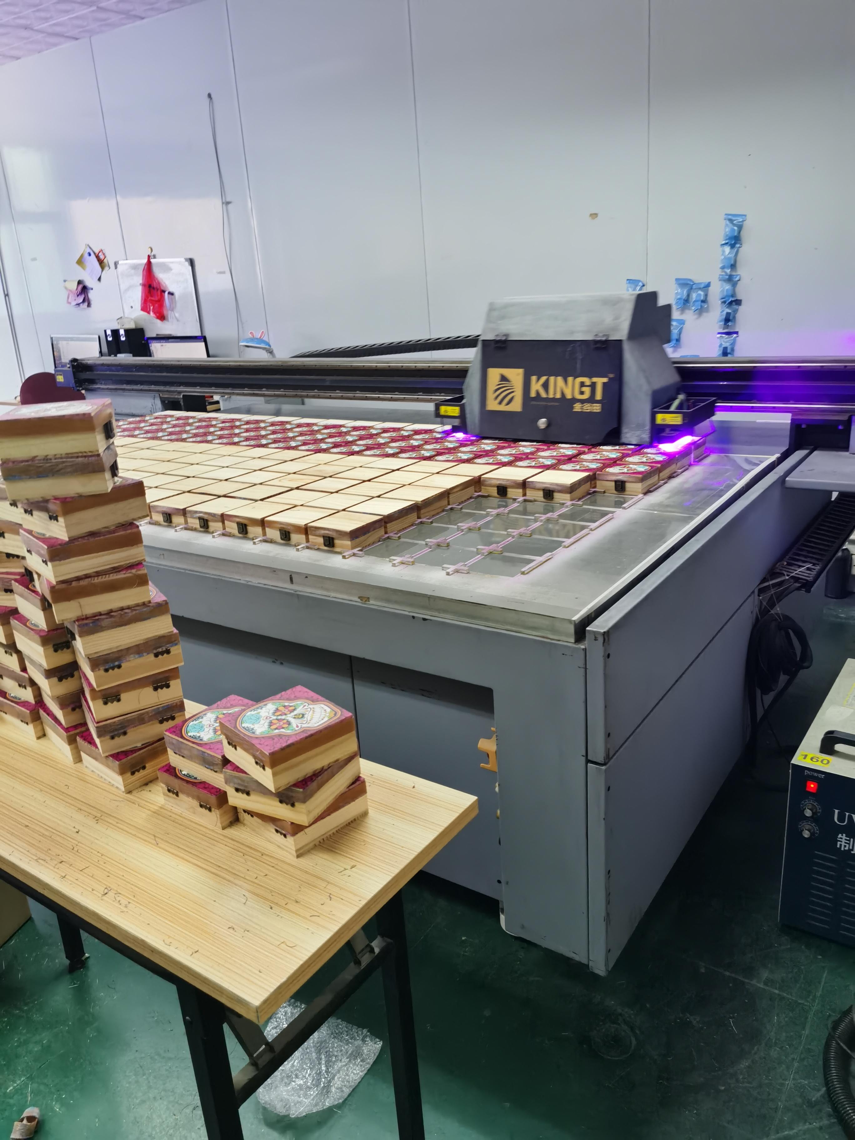 木制品UV打印