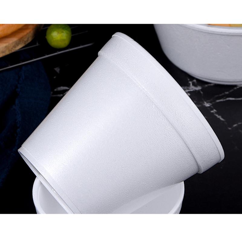 和成利包装_快餐_太原通用一次性泡沫碗厂家货源