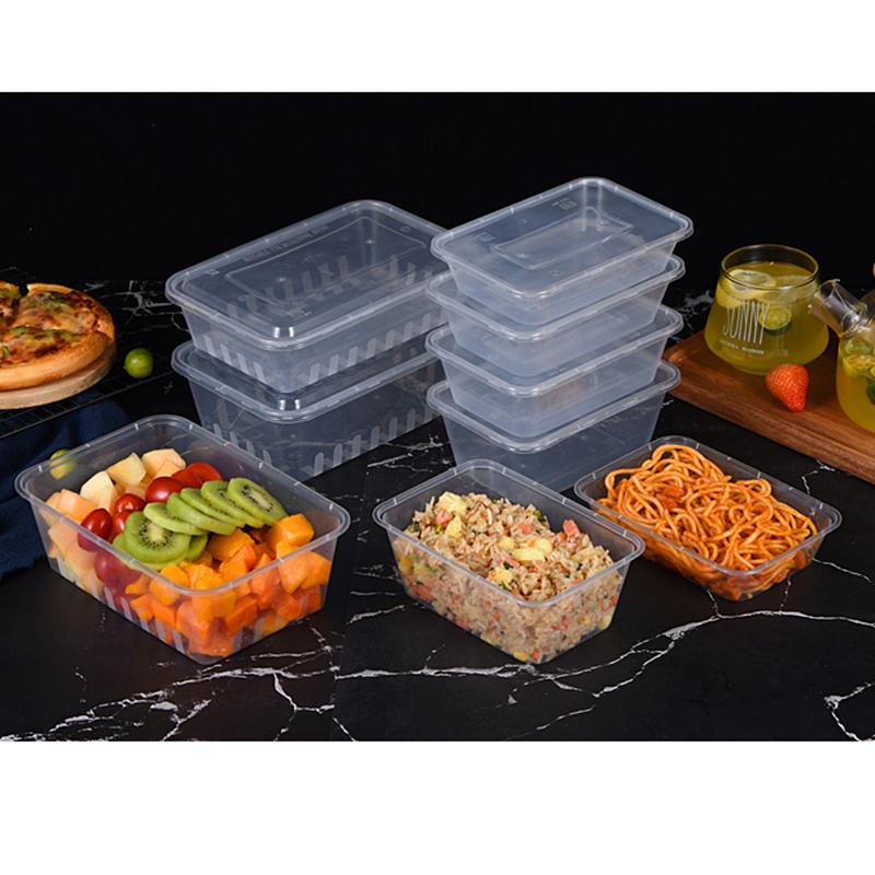 便當_廚房一次性打包方盒報價_和成利包裝