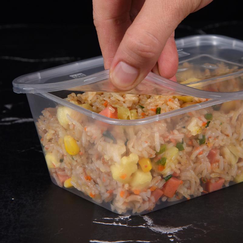 用餐_派對一次性打包方盒定制廠家_和成利包裝