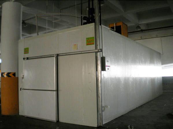 速冻冷库设计