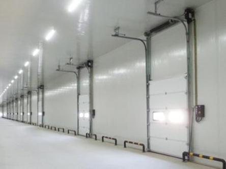 大型冷冻冷库