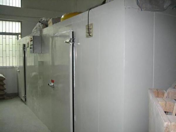 冷冻冷库房间