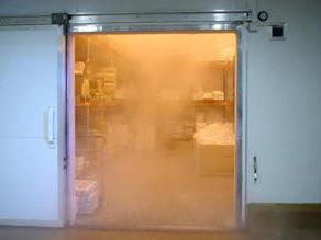食材冷冻冷库