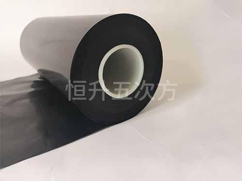 黑色导电PE 薄膜