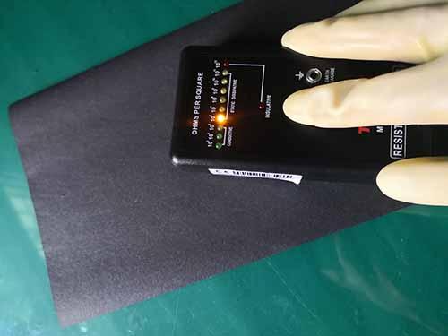 恒升防靜電_防靜電晶圓保護_防靜電過膠薄膜加工定制