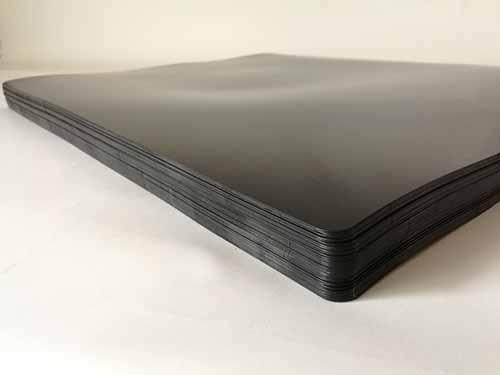 訂制防靜電PS片材銷售商_恒升防靜電_訂制_載帶用_PCB隔板用