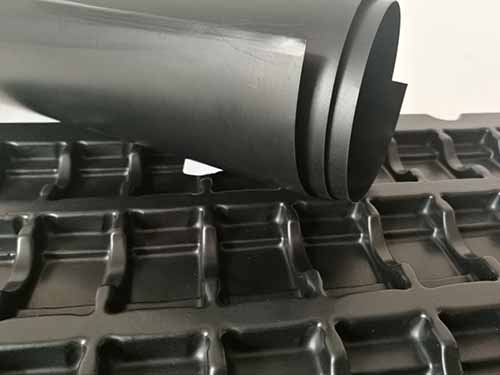定制_黑色防靜電PS片材供應商_恒升防靜電
