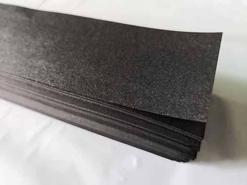 黑色導電PE薄膜報價_恒升防靜電_防靜電OPC保護_遮光