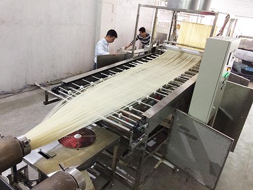 自熟工艺米粉生产线,自熟工艺米粉设备