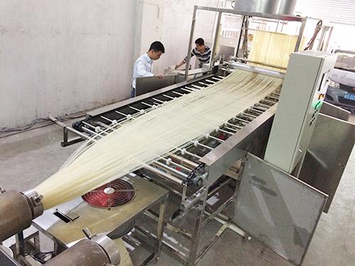 半干粉生产线,米粉设备,米粉机械,米粉生产线