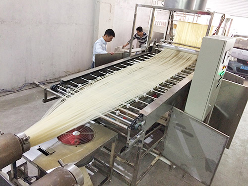 直条干粉生产线,米粉设备,米粉机械