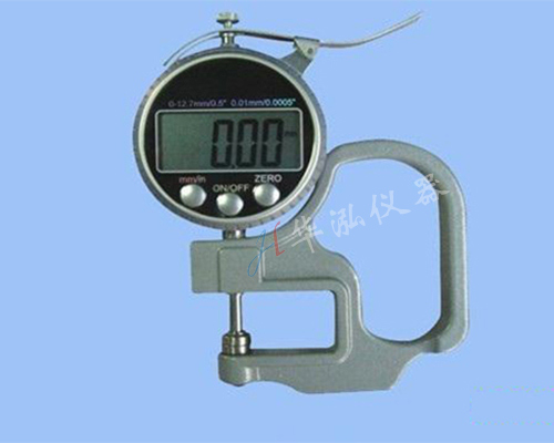 HH-PG09-皮革厚度計