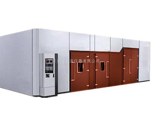 HH-JQ30--30m³甲醛釋放量氣候箱