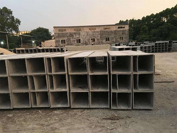 东莞水泥烟管道生产