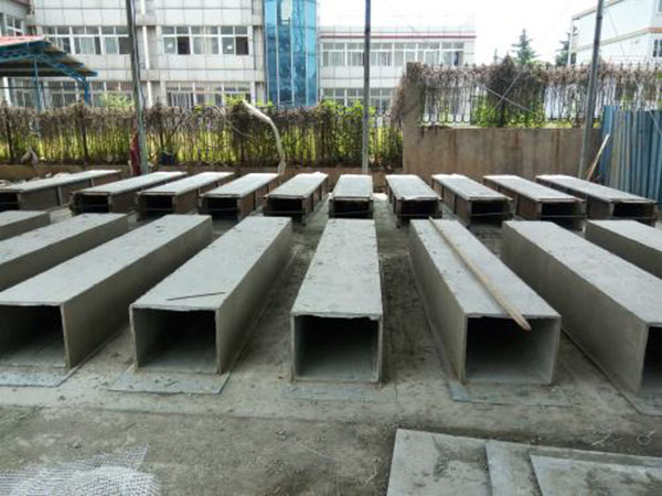 东莞水泥烟管道
