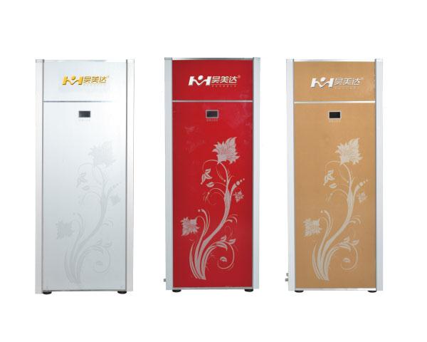 昊美达空气能热水器120一体机系列