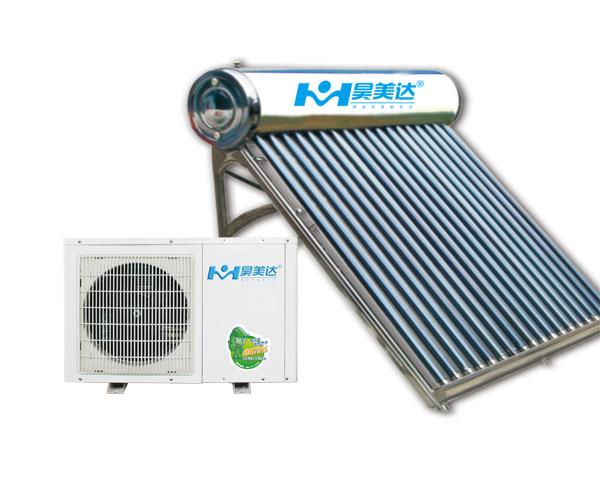 昊美达太空能热水器系列