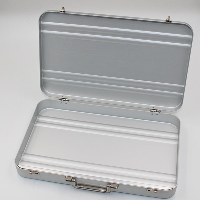耐用茶叶包装盒质量如何_弘登金属_厚重_DIY_正方形_防尘