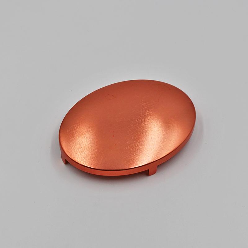 圓形耳機鋁外殼批發價_弘登金屬_正方形_氧化_印圖案_防濕