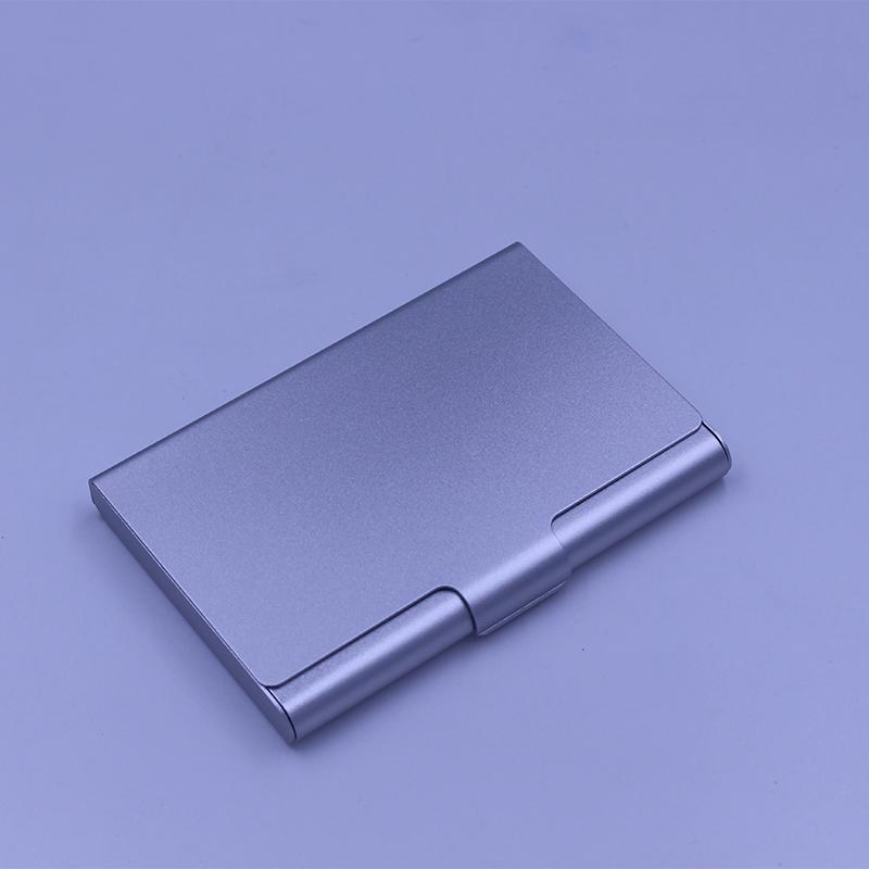弘登金屬_陽極氧化_東莞鋁合金金屬名片盒定制廠家