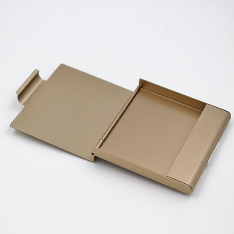 個性DIYSD卡鋁盒生產廠_弘登金屬_抗壓_防擠壓_新品
