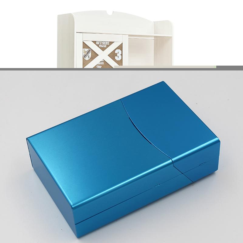 鋰電池鋁煙盒質量如何_弘登金屬_耐用_超輕_可循環充電_多功能