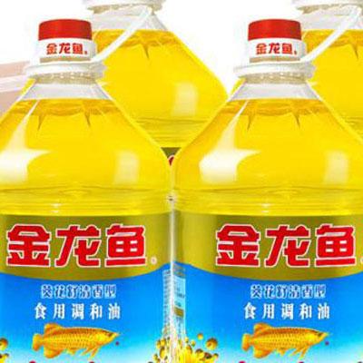 金龍魚食用調和油