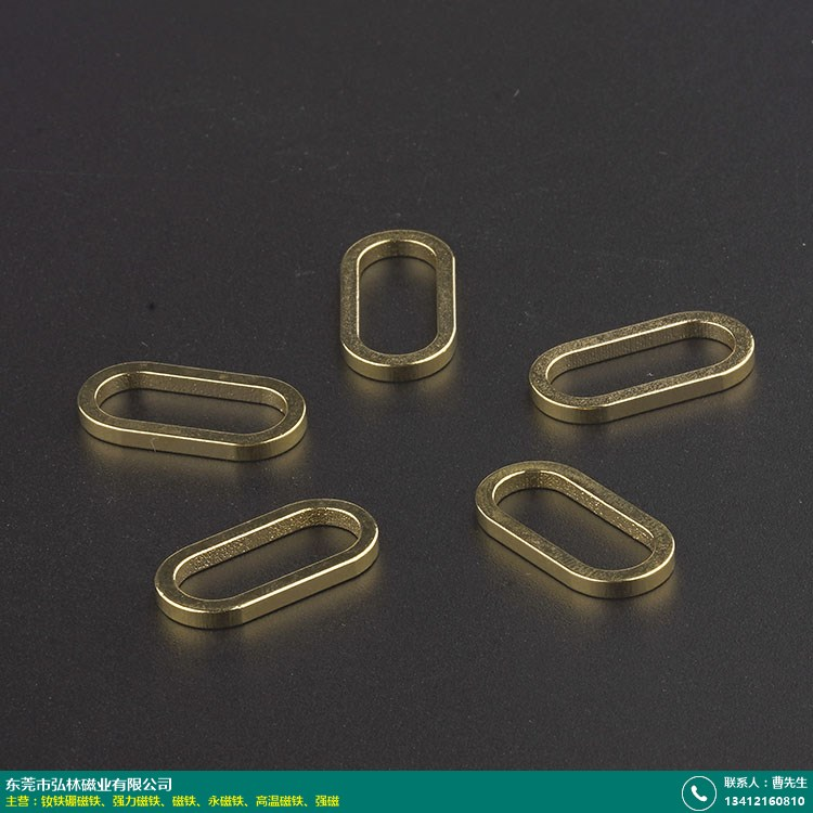 凹形钕铁硼磁铁什么牌子好厂家在哪里_弘林磁业